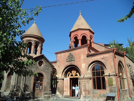 Zoravor S. Astvatsatsin Church