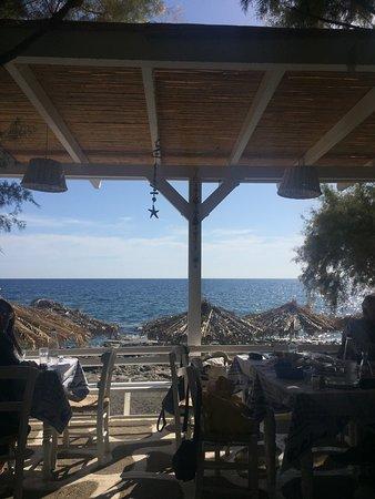 Koutsouras, Grèce: The view!!!!!