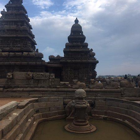 Shore Temple at Mahabalipuram
