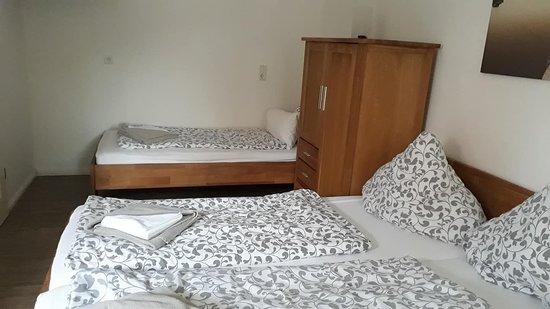 Leezdorfer Hof: Zimmer