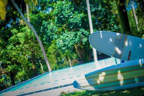 Talalla, Sri Lanka: Pools