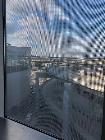 The Club at ATL: view from the window