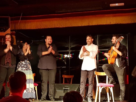 Flamenco Ramblas Escudellers – kép