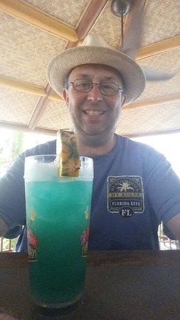 Universal's Volcano Bay: Tolle Drinks an einer der Strandbars