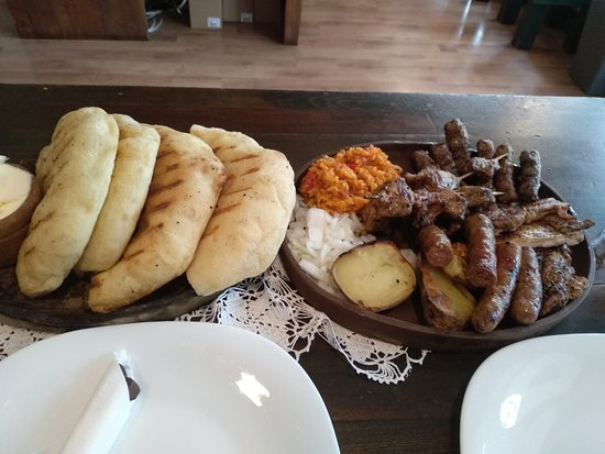 Okrepcevalnica Sarajevo Photo