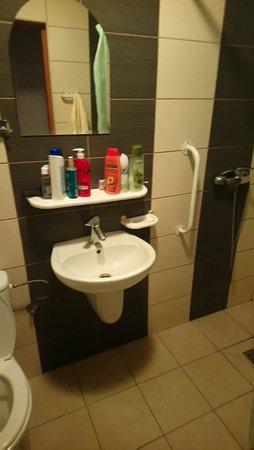 Stegna, بولندا: łazienka ok