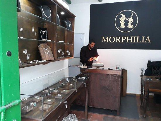 Morphilia Joyería