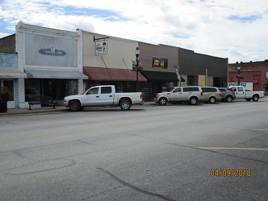 Galena, Κάνσας: Main Street