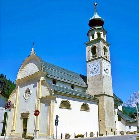 Chiesa di San Giovanni Battista di Fassa a Canale d'Agordo