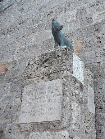 Lupa Capitolina di Chiusi