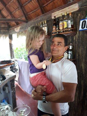 Casilda, Cuba: Vores pige med Jesus