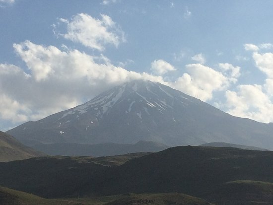 damavand from far away..