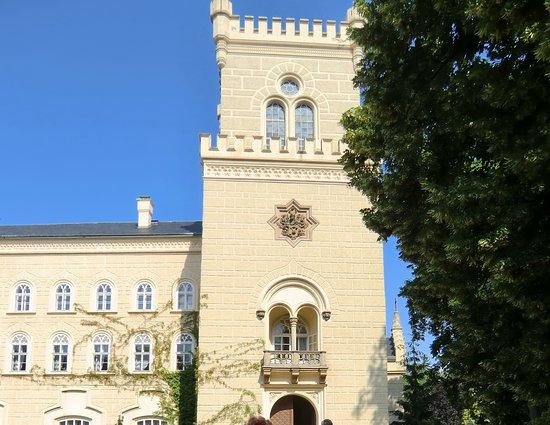Chyse, Τσεχική Δημοκρατία: Vstup do zámku