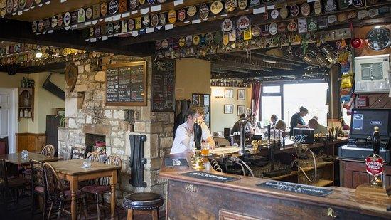 Box, UK: The Quarrymans Arms