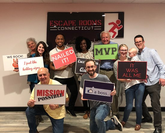 Escape Rooms Connecticut