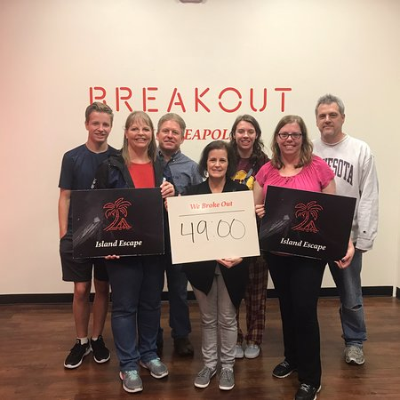 Breakout Games - Minneapolis: Kidnapping