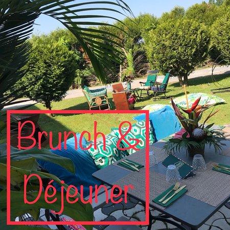 Bonneville-sur-Touques, فرنسا: Déjeuner ou Brunch du dimanche 😋