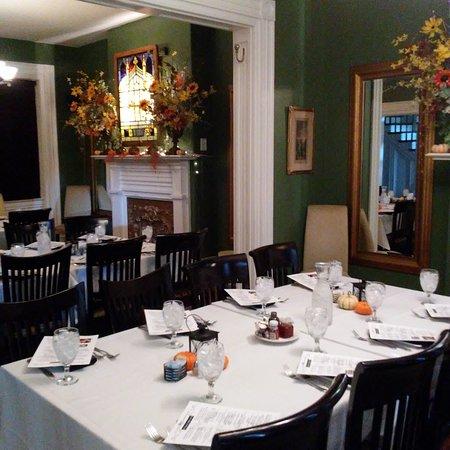 Dining Room Picture Of Palazzo 1837 Ristorante Washington