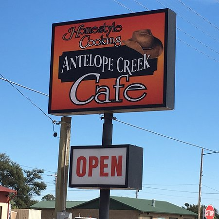 Gordon, NE: Antelope Creek Cafe