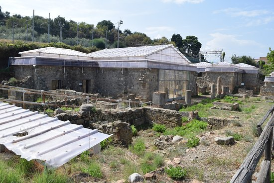 Terme Vigliatore, อิตาลี: Villa romana
