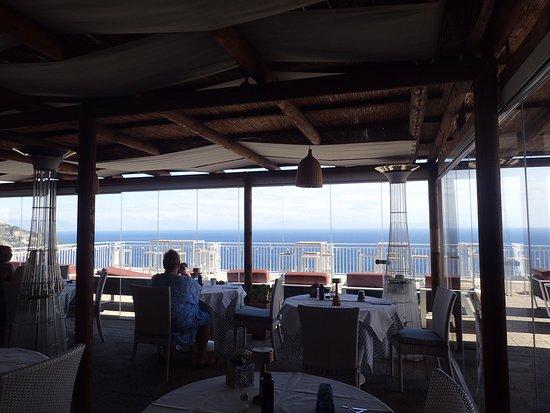 Ristorante M'ama!: View from inside of Restaurant M'ama
