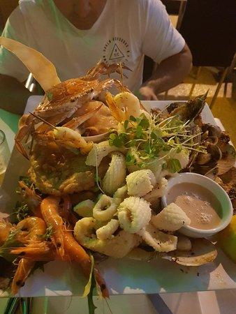 Yellowfin Seafood Restaurant: 20181005_182708_large.jpg