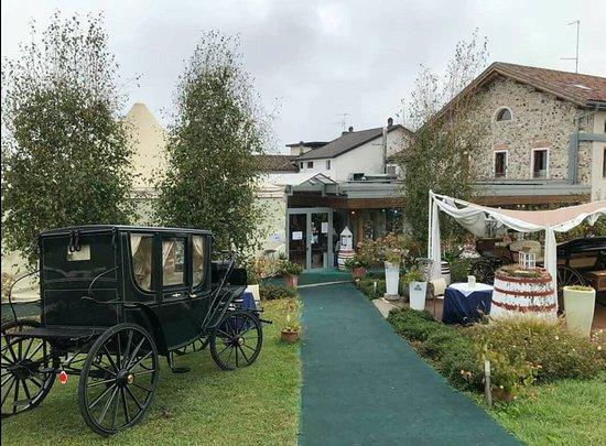 Чезиомаджоре, Италия: locanda antico splendore