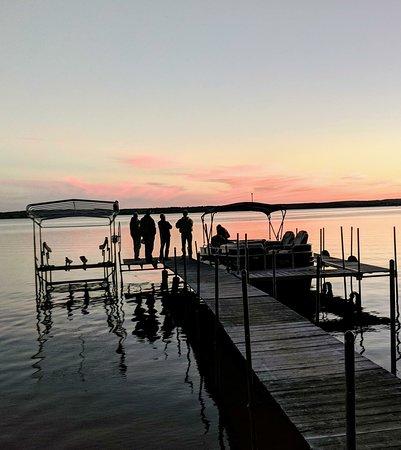 Carp Lake ภาพถ่าย
