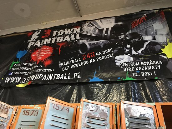 3 Town Paintball