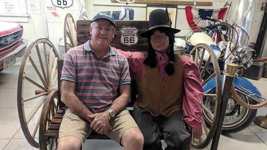 Foto de Route 66 Mother Road Museum