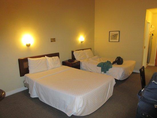 Port Hastings, Canada: Room