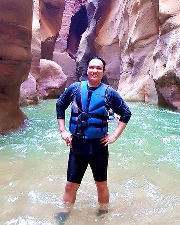 Κυβερνείο του Αμμάν, Ιορδανία: Wadi Al Mujib - The best experience in Jordan ever.