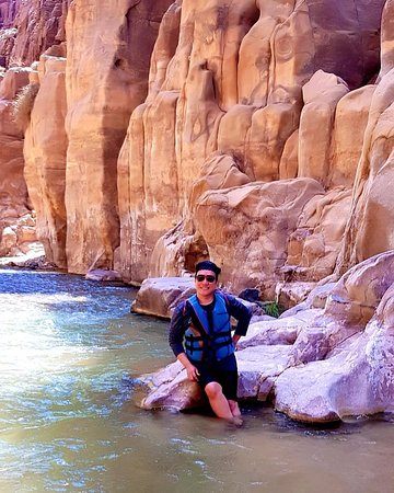 Amman Governorate, Jordan: Wadi Al Mujib - The best experience in Jordan ever.