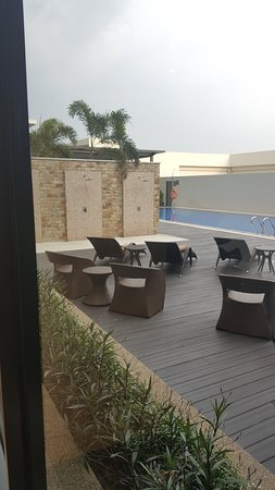 Pool Picture Of Hilton Garden Inn Puchong Tripadvisor