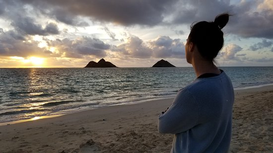 Sunrise At Lanikai Beach Picture Of 808 Tourz Kailua Kona