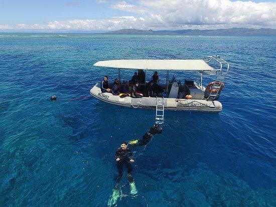 Poindimie, Nowa Kaledonia: Une équipe au top