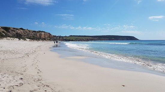 Stokes Beach: Beautiful beach