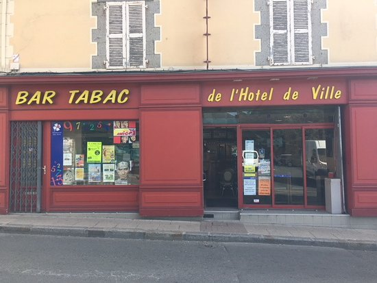 Cancale, فرنسا: Bar Tabac