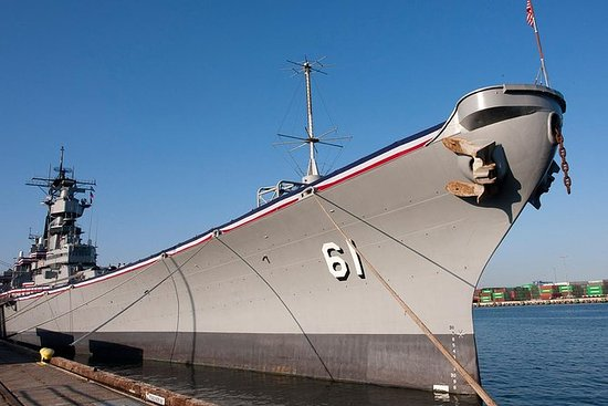 Battleship USS Iowa Museum Admission