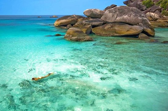 Similan-eilanden Snorkeltour door ...