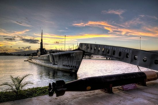 USS Bowfin Submarine Museum and Park