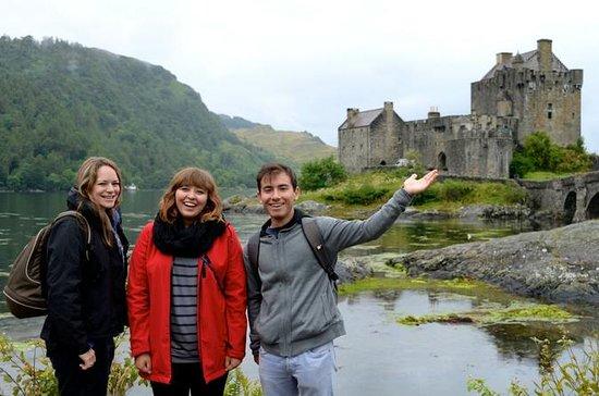Excursión de 3 días a la isla de Skye...