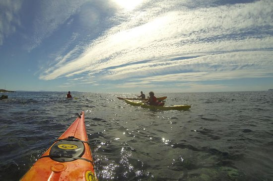 Sea Kayaking Tour in Split