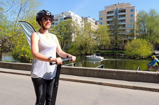 Tour in segway di Stoccolma