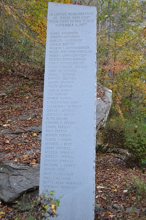 Toccoa Falls: Names of those who died when the dam broke