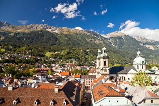 Combo Innsbruck: Cartão Innsbruck...