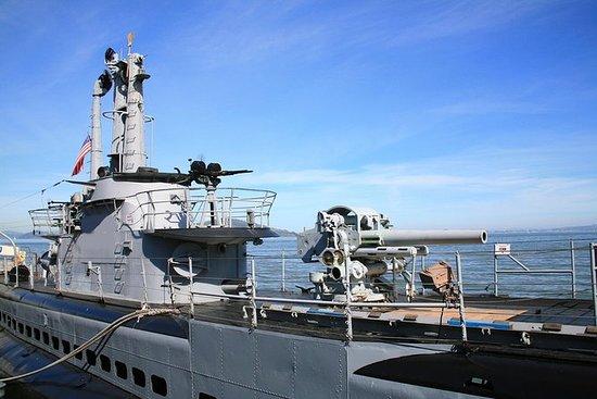 Entrada geral no USS Pampanito