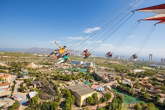 Terra Mitica Benidorm Entrance Ticket