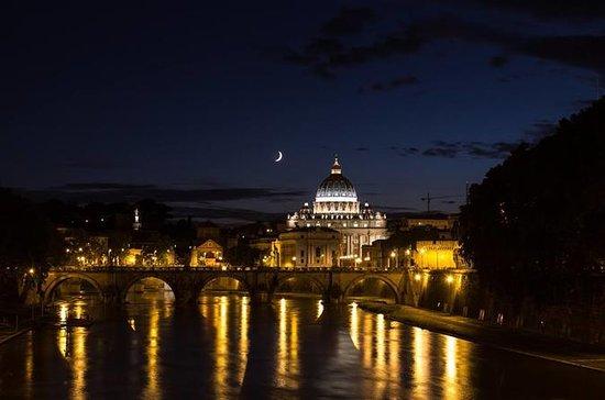 Tour privato del Vaticano di notte