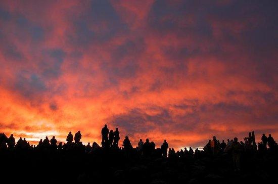 Tour in mattinata Haleakala mattutino
